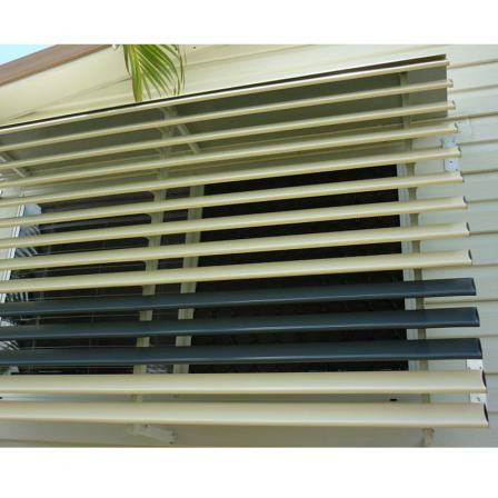 Various types of window louvers on the market