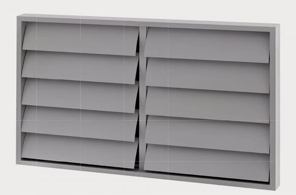 Leading suppliers and dealers of aluminium louvres