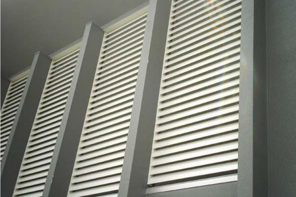 Best types of exterior window louvres for sale