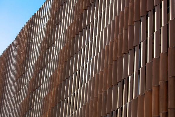 Why are vertical louvers more popular?