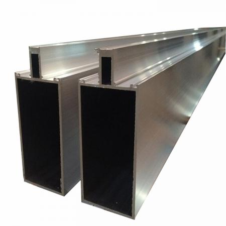 Aluminium curtain wall profile Main Manufacturers