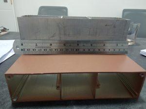 Direct supply of aluminum louvre profile